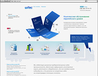 Witec web site fourth edition