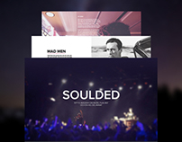 Soulded - Free e-magazine about music, movies etc.