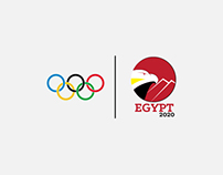 Egypt Olympic Games Logo