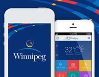 Winnipeg: iOS7 Mobile App