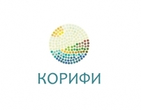 """Logo and Web-site for """"Korifi"""", real-estate in Greece"""