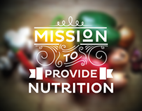 Mission To Provide Nutrition