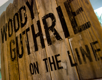 Woody Guthrie: On the Line