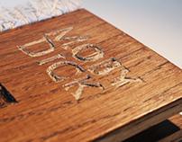 Moby Dick Hardback Book Cover Design