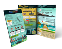 It's more fun in the Philippines Infographics