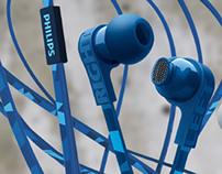 Philips CitiScape SHE9050 JETTS