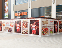 Hooters Guayaquil [dimuto | creative partners]
