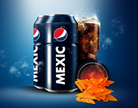 Pepsi - Edición especial México