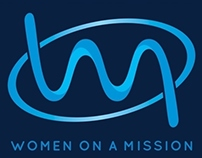 LOGO - WOMEN ON A MISSION