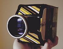 Home-made Camera