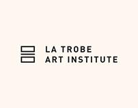 La Trobe Art Institute - Branding & Identity