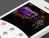 iOs City app