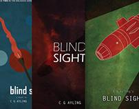 Blind Sight (book cover design)