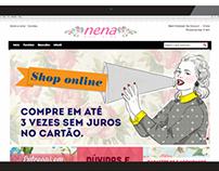 Nena Moda Intima - E-commerce