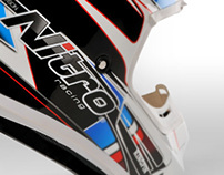 NITRO | Kingpin MX Helmet