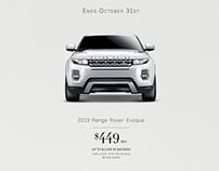 Jaguar | Land Rover Retail