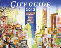 2013 City Guide Cover