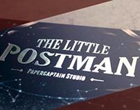 The Little Postman by Papercaptain Studio