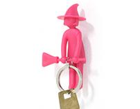 Key. Witch