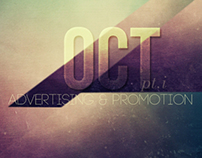 Promotional Design | Oct 2013 | pt.I