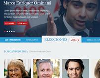 Elecciones 2013 DUNA