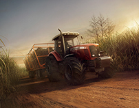 Massey Ferguson - Tractors 2013