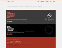 15 Fingers Website Redesign