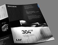 Biotech Product Catalog No.1 (Laminar Air Flow)