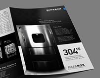 Biotech Product Catalog No.2 (Pass Box)