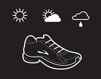 Brooks Running Illustrations + Icons