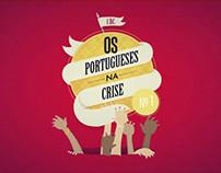 PORTUGUESES NA CRISE