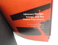 Advocacy Design, Energy and the Human Experience