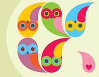 Owls Logo Design