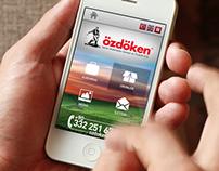 Özdöken Web & Mobile Site Design