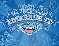 Oral-B Embrace It Site