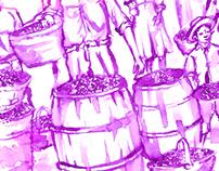 Bradesco - Festa da uva