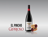 PINCHO GLORIOSO 2013