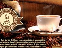 Confraria do Café do Sul de Minas.