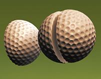 DCD Golf Club Diary Advert