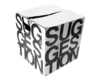 Suggestion Box: Illegal Art