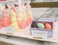 Culinary Display, Bottega Louie
