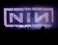 Nine Inch Nails -  Concert Visuals