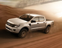 Ford Ranger Mining Conference