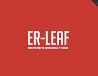 ER-Leaf - Business HTML5 Themes