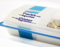 In-Flight Meal Packaging