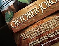 """""""Oktober-Jorge"""" Casa São Jorge Empório."""