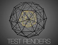 Test Renders Vol. 01
