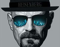 Breaking Bad Fan Art / Heisenberg