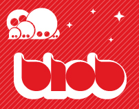 Blob - Font by Superfried