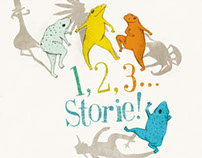 Illustrations for Children's festival